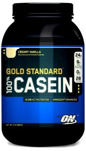 100% CASEINA (909g) - OPTIMUM NUTRITION