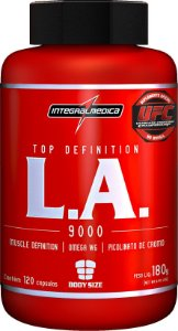 L.A. TOP DEFINITION 9000 (120 CAPS) - INTEGRALMEDICA