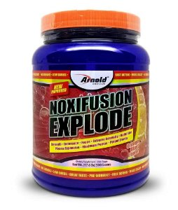 NOXI FUSION (500G) - ARNOLD NUTRITION