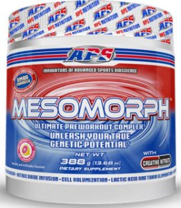 MESOMORPH (388G) - APS NUTRITION