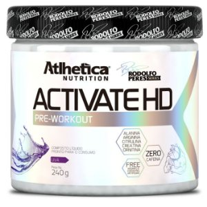 ACTIVATE HD (240G) - ATLHÉTICA NUTRITION