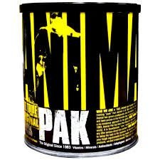ANIMAL PACK (15 PACKS) - UNIVERSAL NUTRITION
