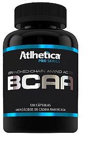 BCAA (120 CAPS) - ATLHÉTICA NUTRITION