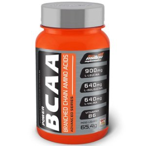 BCAA (60 CAPS) - NEW MILLEN