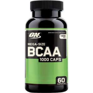 BCAA (60 CAPS) - OPTIMUM NUTRITION