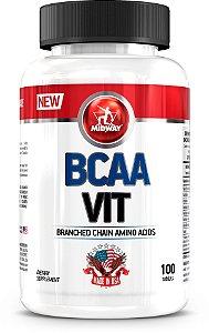 BCAA VIT (100 TABS) - MIDWAY