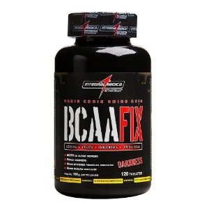 BCAA FIX (120 TABS) - INTEGRALMEDICA