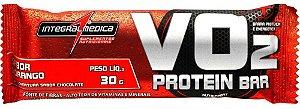 VO2 PROTEIN BAR (UNIDADE-30G) - INTEGRALMEDICA