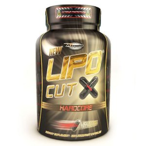 LIPO CUT X HARDCORE (120 CAPS) - ARNOLD NUTRITION