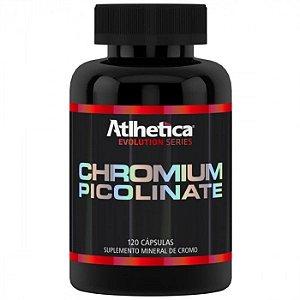 PICOLINATO DE CROMO (120 CAPS) - ATLHÉTICA NUTRITION