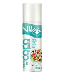 COOKING SPRAY ÓLEO DE COCO (147ML) - VIVAÁ