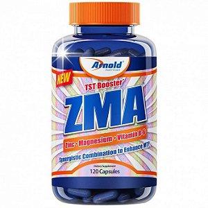 ZMA (120 CAPS) - ARNOLD NUTRITION
