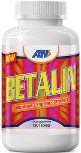 BETALIN (120 TABS) - ARNOLD NUTRITION