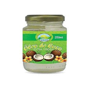 ÓLEO DE COCO (250ML) - NUTRIGOLD