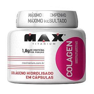 COLÁGENO (100 CAPS) - MAX TITANIUM
