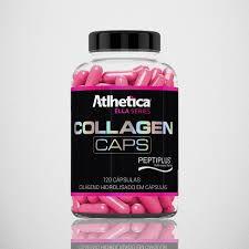 COLÁGENO (120 CAPS) - ATLHÉTICA NUTRITION