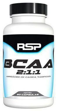 BCAA 2:1:1 (60 CAPS) - RSP