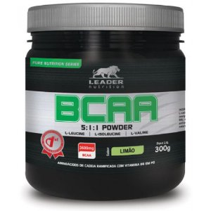 BCAA 5:1:1 (300G) - LEADER NUTRITION
