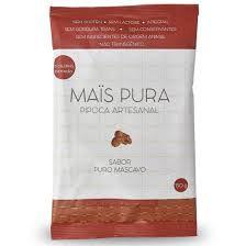 PIPOCA ARTESANAL - MAIS PURA