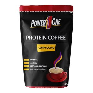 CAPPUCCINO (100G) - POWER1ONE