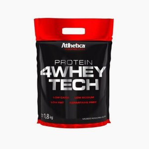 4WHEY TECH (1,8KG) - ATLHÉTICA NUTRITION
