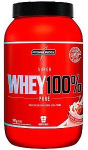 SUPER 100% WHEY (900G) POTE - INTEGRALMEDICA