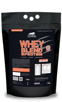 WHEY BLEND (1,8KG) - LEADER NUTRITION