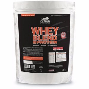 WHEY BLEND (900G) - LEADER NUTRITION