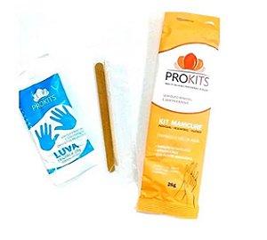 Kit prokits manicure - dispensa uso de água