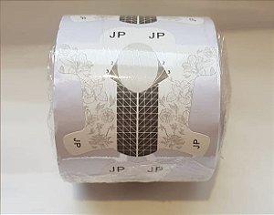 Molde de Papel para Alongamento JP 300 unidades