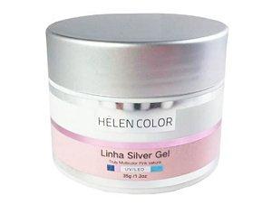 Gel Helen Color - Linhas Silver - 35g