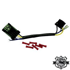 Cabo/Chicote Adaptador para Farol de LED - VKNI00546 - VRodKings