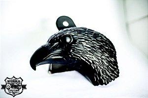 Capa da Buzina - modelo BlackEagle - para linha Harley - VRodKings
