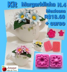 KIT N.04 Margaridinha Mexicana