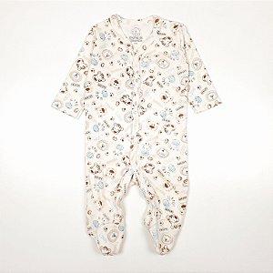 Macacão Pijama Safari