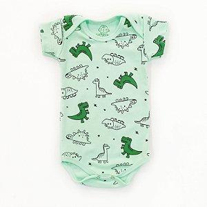 Body Dinossauro Verde