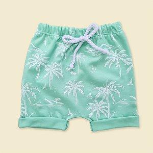 Shorts Coqueiros Verde