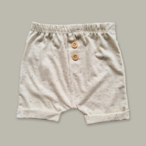 Shorts Braguilha Off White
