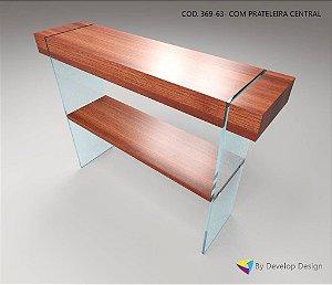 Aparador PARAHYBA I Linha CLASSIC, madeira maciça de massaranduba