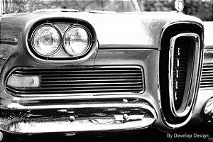Quadro em canvas CLASSIC CARS I