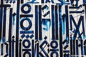 Quadro em canvas POP ART IV