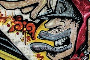 Quadro em canvas POP ART II