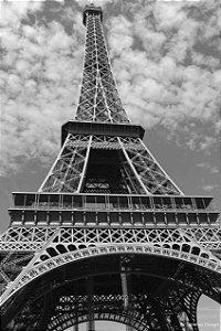 Quadro em canvas CIDADES - PARIS III