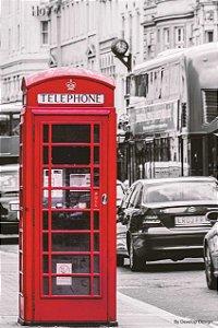 Quadro em canvas CIDADES - LONDON I