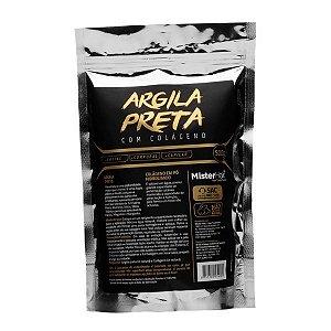 Argila preta com Colágeno - Mister Hair - 500g