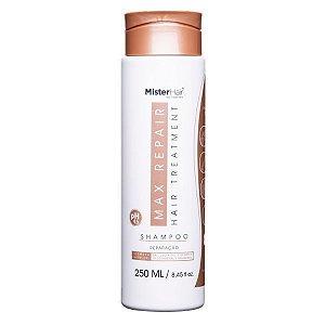 Shampoo Max Repair Reconstrutor - Mister Hair - 250ml