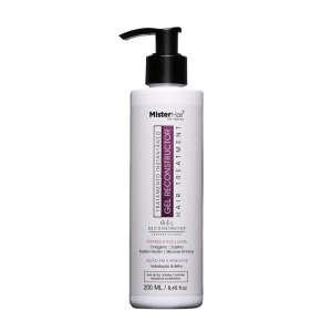 Gel Reconstrutor 3 Minutos - Mister Hair - 200ml