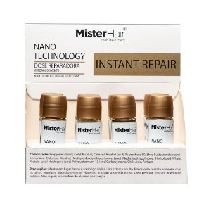 Display Ampola Instant Repair 12 unidades - Mister Hair