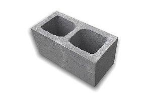 Bloco estrutural 4,5 mpa 19x19x39