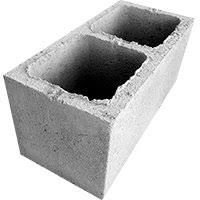 Bloco estrutural 3,0 mpa 19x19x39 ( vedação )